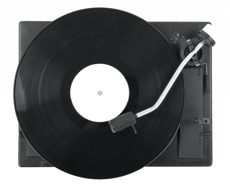 Old Record-player