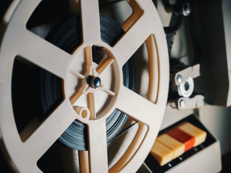 Reel of film to digital